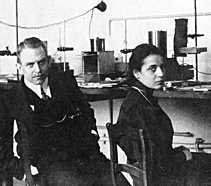 Hahn and Meitner